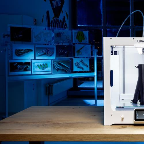 3D Printing is Here!