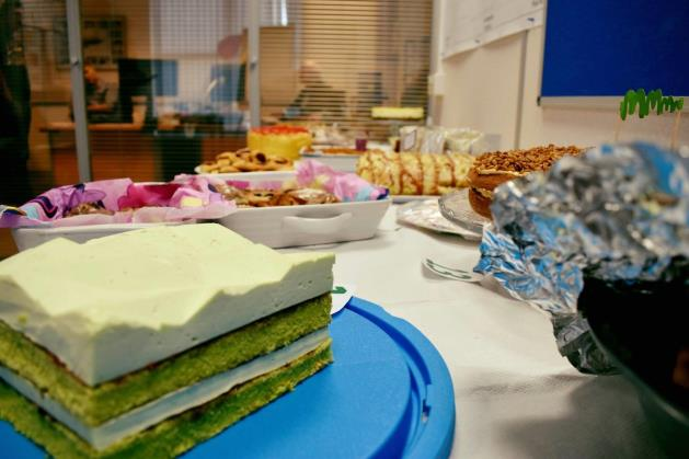 The Great Amfin Bake-Off!